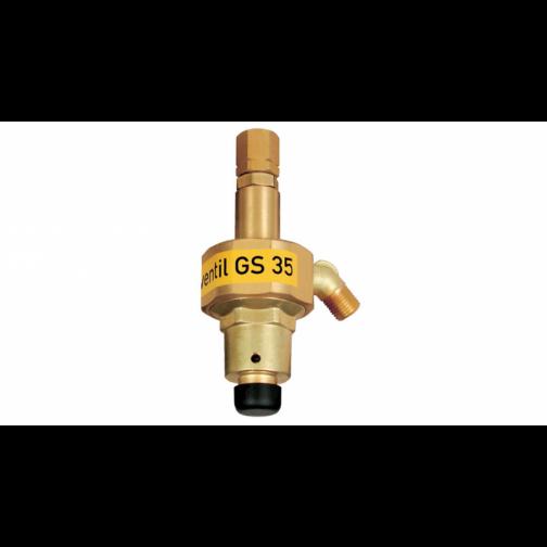 GS35 védőgáz megtakarító szelep
