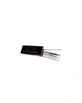 Égőszár tisztítótű készlet (univerzális) 0,5-1,6 mm
