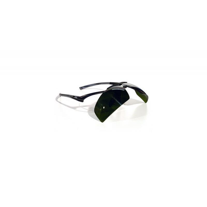 Linde lánghegesztő felnyitható védőszemüveg DIN5