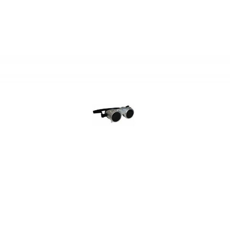 Lánghegesztő DIN5 védőszemüveg felnyitható (fém)