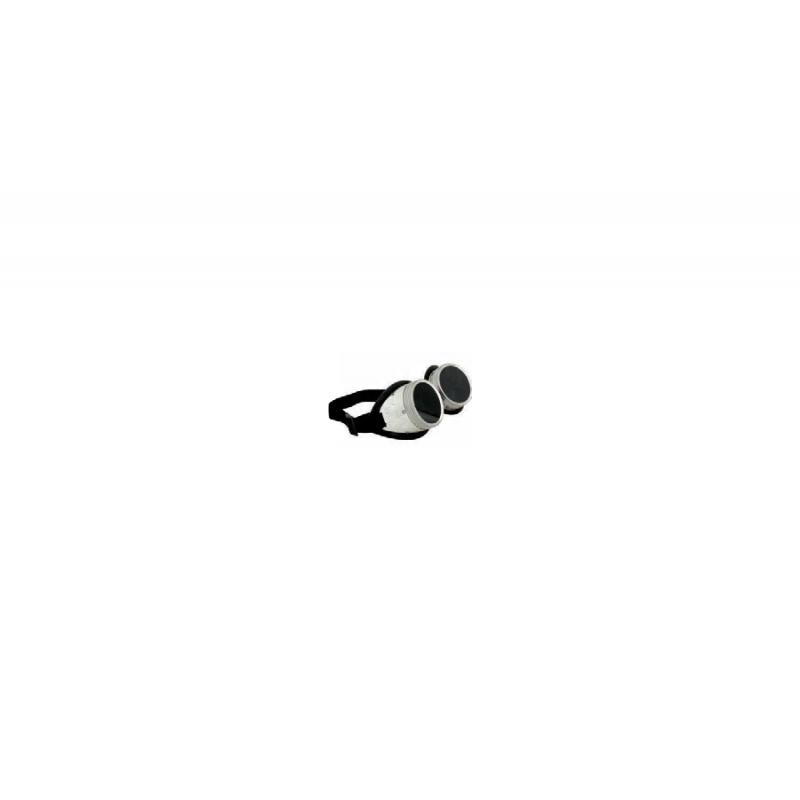 Lánghegesztő DIN5 védőszemüveg zárt (fém)